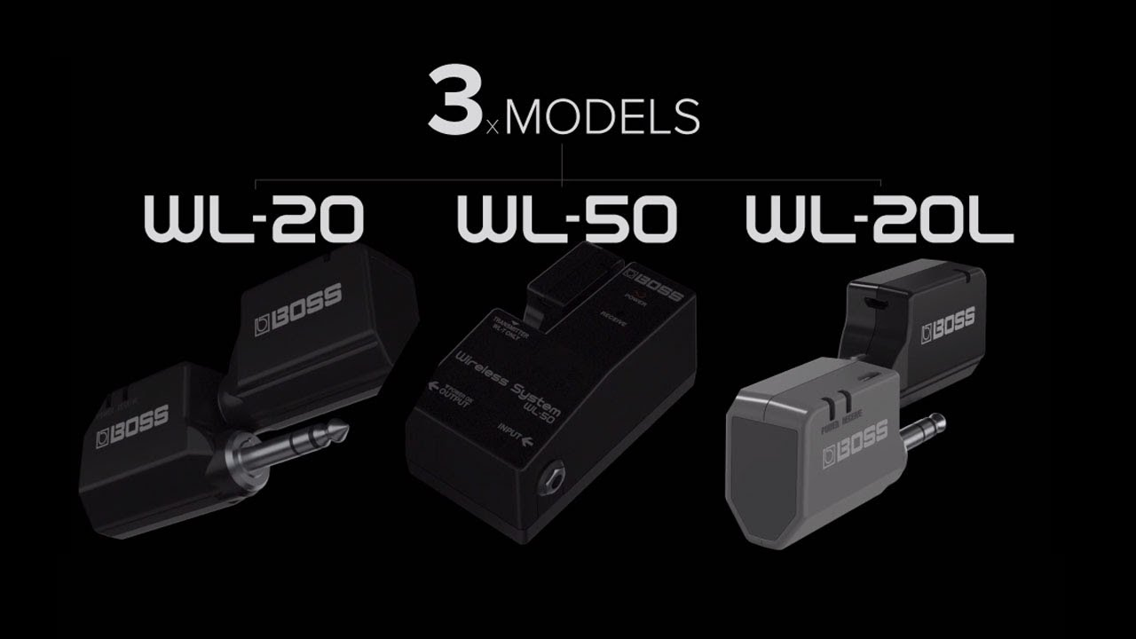 Boss Wl 50 Wireless System Series Parallel Circuit How To Find Capacitance Total Youtube Video Library