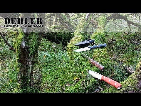 Messerschliff: Razor- oder Scandi? Dehler DBM GENII
