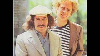 Simon & Garfunkel's keep the customer satisfied cd version.