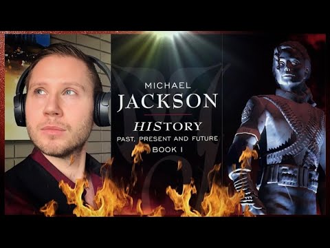 HIStory: PAST, PRESENT AND FUTURE BOOK 1 BY MICHAEL JACKSON FIRST LISTEN + ALBUM REVIEW