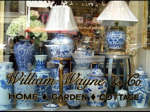 Create Fabulous Décor & Gifts in NYC with William Wayne!