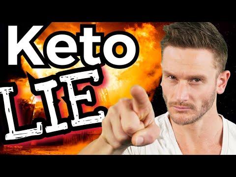 "This ""Anti-Keto"" Study Made me SO MAD! (Keto Makes You Fat)"