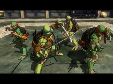 Teenage Mutant Ninja Turtles: Mutants in Manhattan - Gameplay Walkthrough