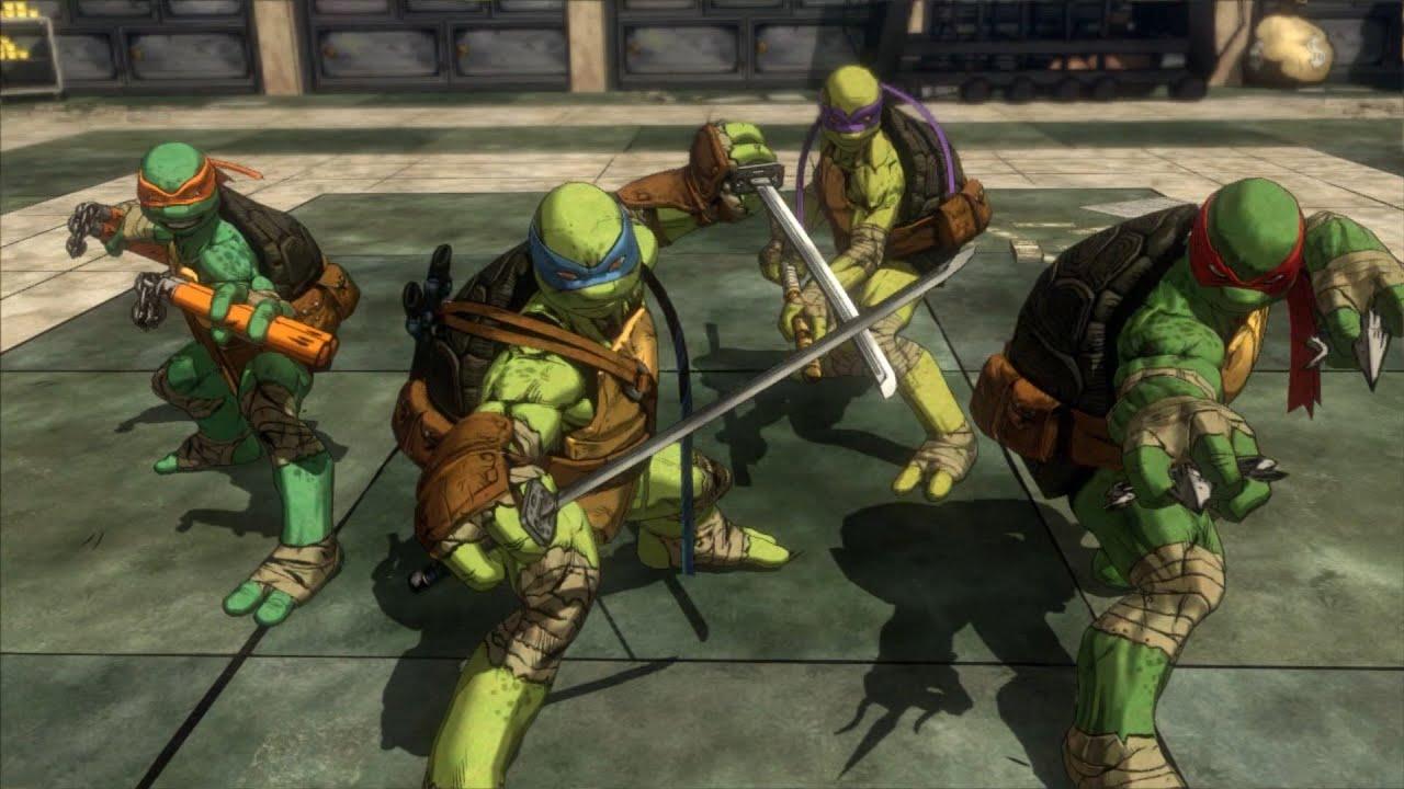 www ninja turtles spiele de