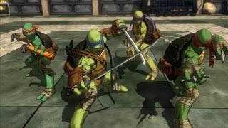 Video Teenage Mutant Ninja Turtles: Mutants in Manhattan - Gameplay Walkthrough download MP3, 3GP, MP4, WEBM, AVI, FLV Oktober 2018