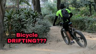 How to DRIFT on any Bicycle