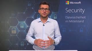 Security Mythos: Cybersicherheit können sich nur Großunternehmen leisten | Microsoft