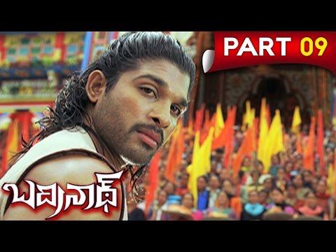 Badrinath Telugu Full Movie || Allu Arjun, Tamanna || Part 9