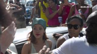 Rihanna In Cuba's Capital Havana To Record Music Video