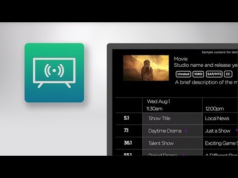 Discover features of live TV on your Roku devices