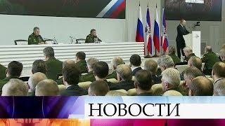 Россия вывела из Сирии группировку войск: оценка от президента и планы на будущее.