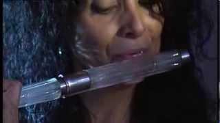 LES FLAUTES DE VIDRE DE CLAUDE LAURENT, Montserrat Gascón/FLAUTA DE CRISTAL(complet)