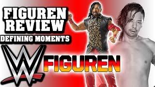 WWE Mattel SHINSUKE NAKAMURA - Defining Moments | FIGUREN REVIEW & MEINUNG?!