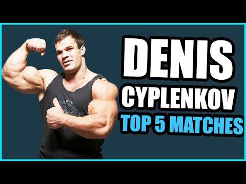 DENIS CYPLENKOV TOP