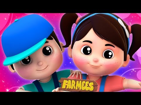 My Best Friend | Cartoon Videos | Nursery Songs by Farmees
