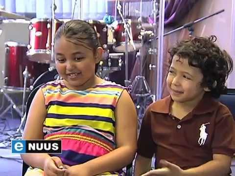 eNuus -- Talentvolle jong musikante het groot drome