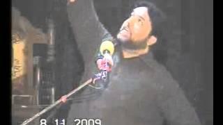Zakir Shokat Raza Shokat-Yadgar majlis