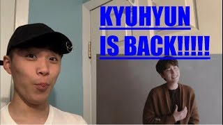 Gambar cover 규현 - '그게 좋은거야 (Time with you)' M/V Reaction