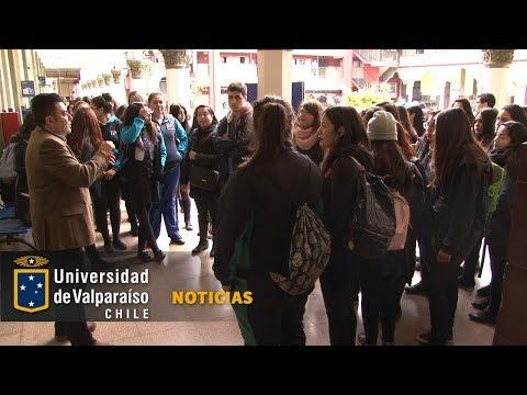 Campus Santiago revive la experiencia de la EXPO UV