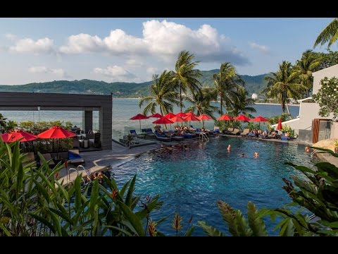 Amari Phuket, a private secluded resort near Patong Bay – video hotel review