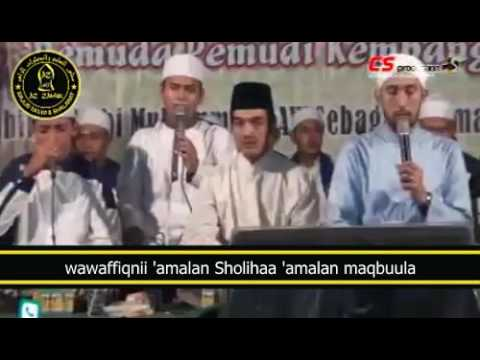 Az Zahir Astaghfirullah Versi Kelangan + Lirik