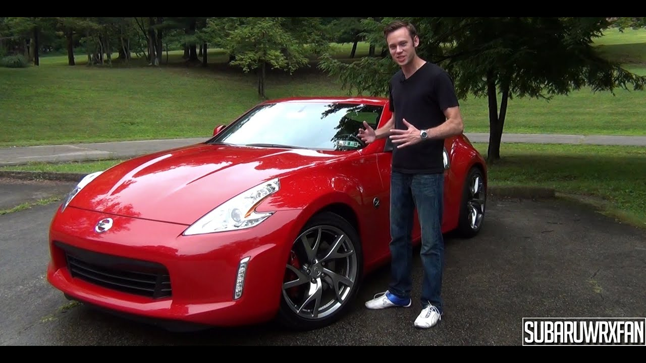 Awesome Review: 2013 Nissan 370Z   YouTube
