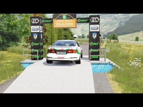ASSETTO CORSA RALLY ONLINE / Toyota Celica ST185 / DRAZGOSE (Slovenia)🏎🚗🏎