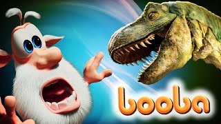Booba in Jurasic World - Animated short - Funny cartoon - Super ToonsTV