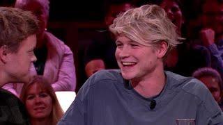 Kalvijn: 'Succes op YouTube is echt je eigen verdienste' - RTL LATE NIGHT MET TWAN HUYS