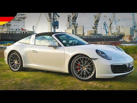 Mein Porsche 911 Targa 4S (991.2)