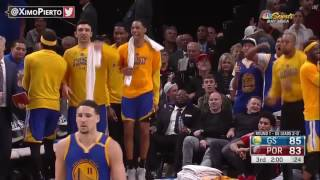 Golden State Warriors vs Portland Trail Blazers. Full Game Highlights Game 3. April 23