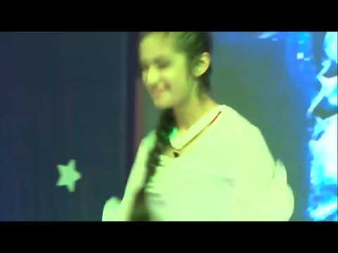 Ryan Teen Camp Dance competition 2017