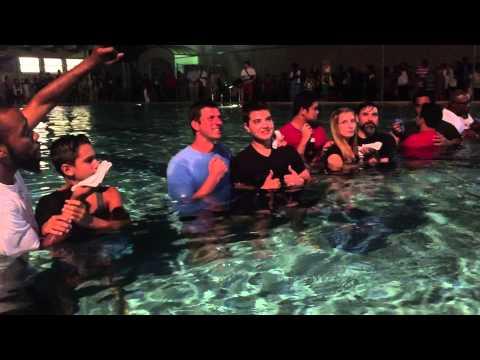 Forest Lake Academy Baptisms