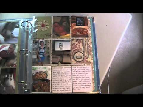 8011e1cc8455 Flip Flaps in Scrapbooking - YouTube