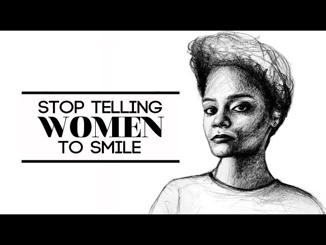 Why do men tell women to smile? | MNN - Mother Nature Network