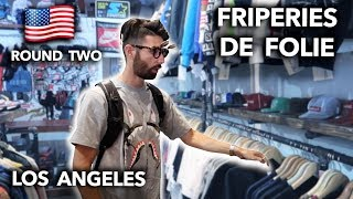DES FRIPERIES DE FOLIE À LOS ANGELES | SOStyle