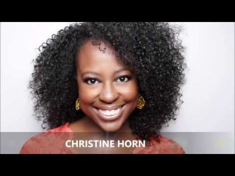 christine horne married