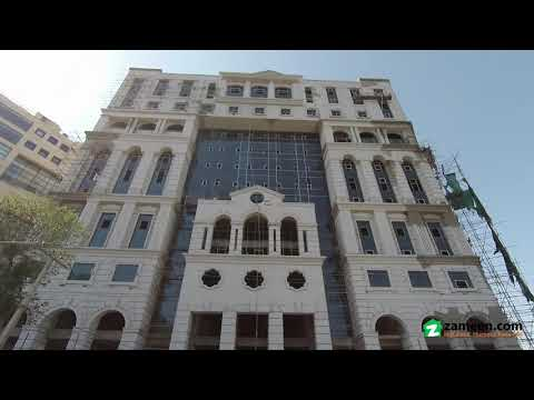 6.4 MARLA OFFICE FOR RENT IN GULBERG LAHORE