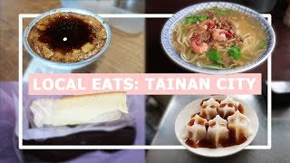 Ba Wan and the Original Boba: We try Tainan's Specialties | Taiwan