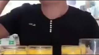Man ate 50 eggs in 17 seconds!!!