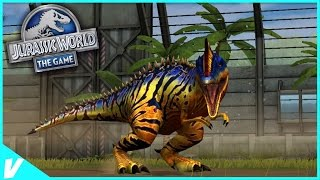 How to Fuse Alangasaurus Jurassic World The Game in Android HD