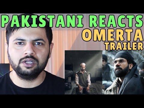 Pakistani Reacts to Omerta | Rajkumar Rao