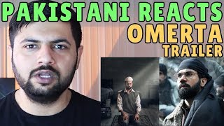 Pakistani Reacts to Omerta | Rajkumar Rao
