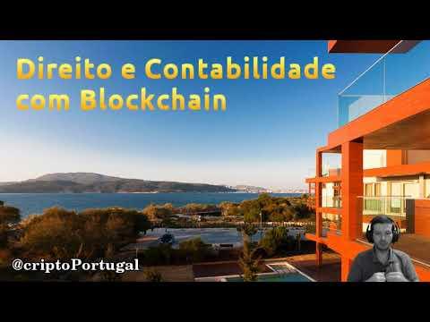 Direito e Contabilidade com Blockchain