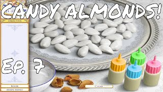 CANDY ALMONDS! | Dream Day Wedding - Bella Italia Ep. 7