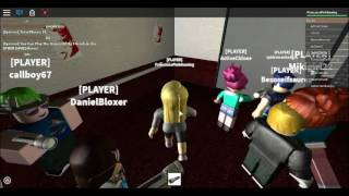 Roblox The horror elevator with my friend