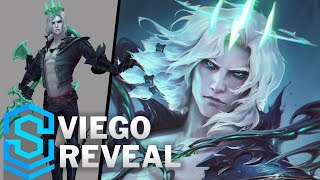 Viego, The Ruined King Ability Reveal | New Champion