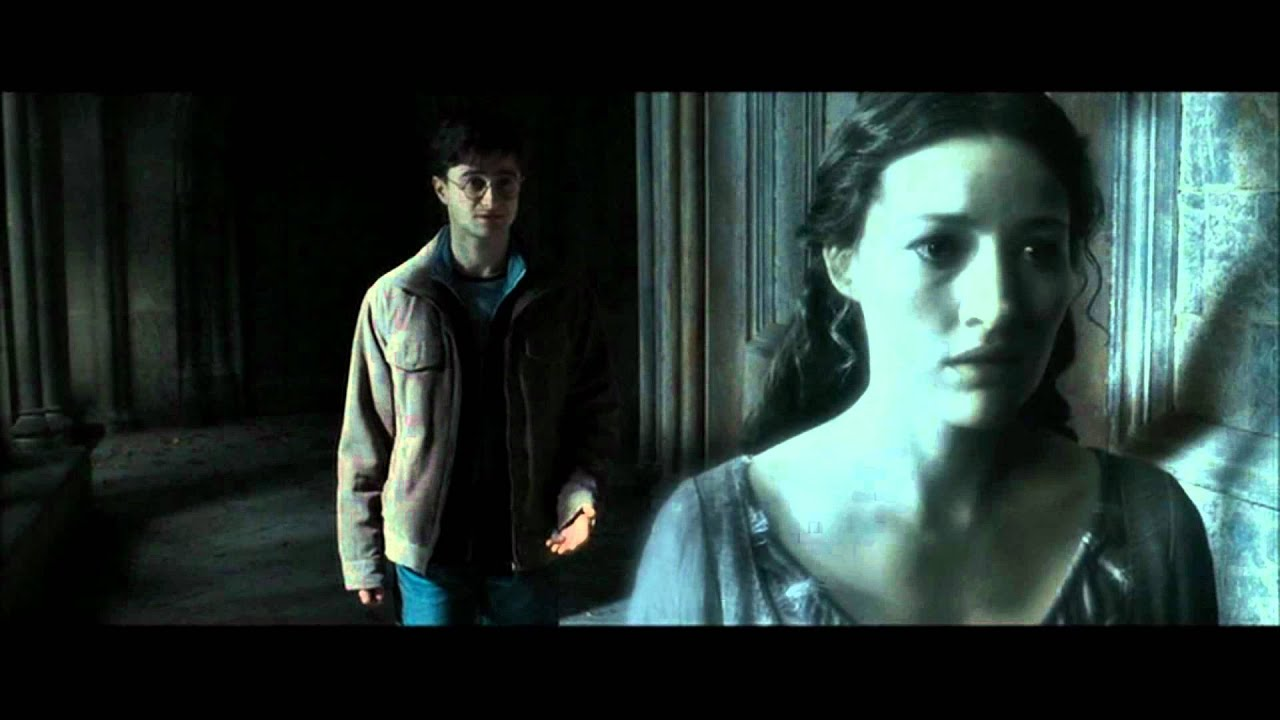 Potter and the Deathly Hallows part 2 - the Grey Lady scene part 2 (HD ...