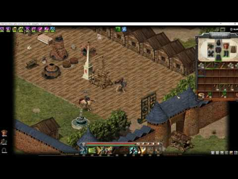 "Wild Terra Online - andagaRos, ""Stealing the castle"""