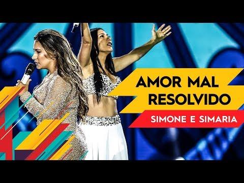 Simone Simaria Amor Mal Resolvido Ft Jorge Mateus Download Mp3 307